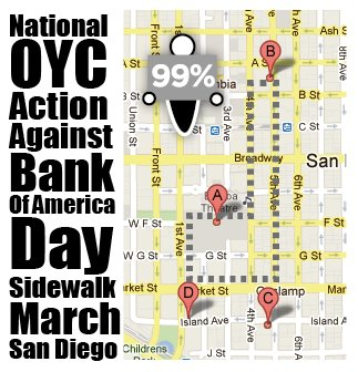 OYC march route