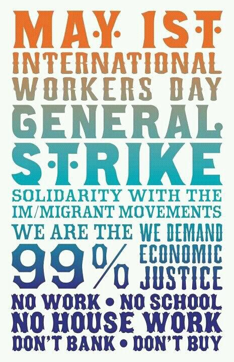 May Day 2012